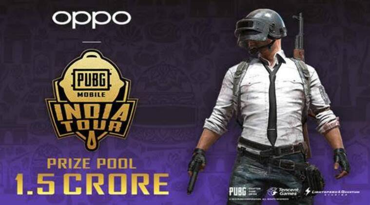 PUBG, PUBG Mobile, PUBG India Mobile Tour 2019, PUBG News, Oppo PUBG India mobile tour 2019, pubg india mobile tour 2019