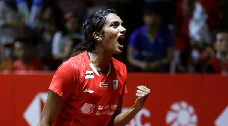 PV Sindhu, PV Sindhu Indonesia Open, Indonesia Open 2019, 2019 Indonesia Open, PV Sindhu India, Indian Express