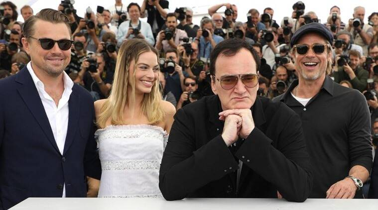 Quentin Tarantino says he might not make movies after Once Upon a Time in Hollywood
