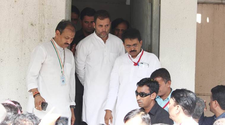Defamation case: Rahul Gandhi pleads not guilty, granted bail