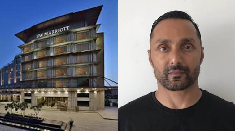 jw marriott hotel, rahul bose banana tax, jw marriott, jw marriott rahul bose, rahul bose, actor rahul bose, jw marriott, gst on bananas, bananas gst, gst bananas, india news, Indian Express