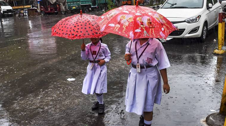 Weather Forecast Today LIVE Updates: Red alert in 6 Kerala districts, Delhi-NCR wakes up to light rain