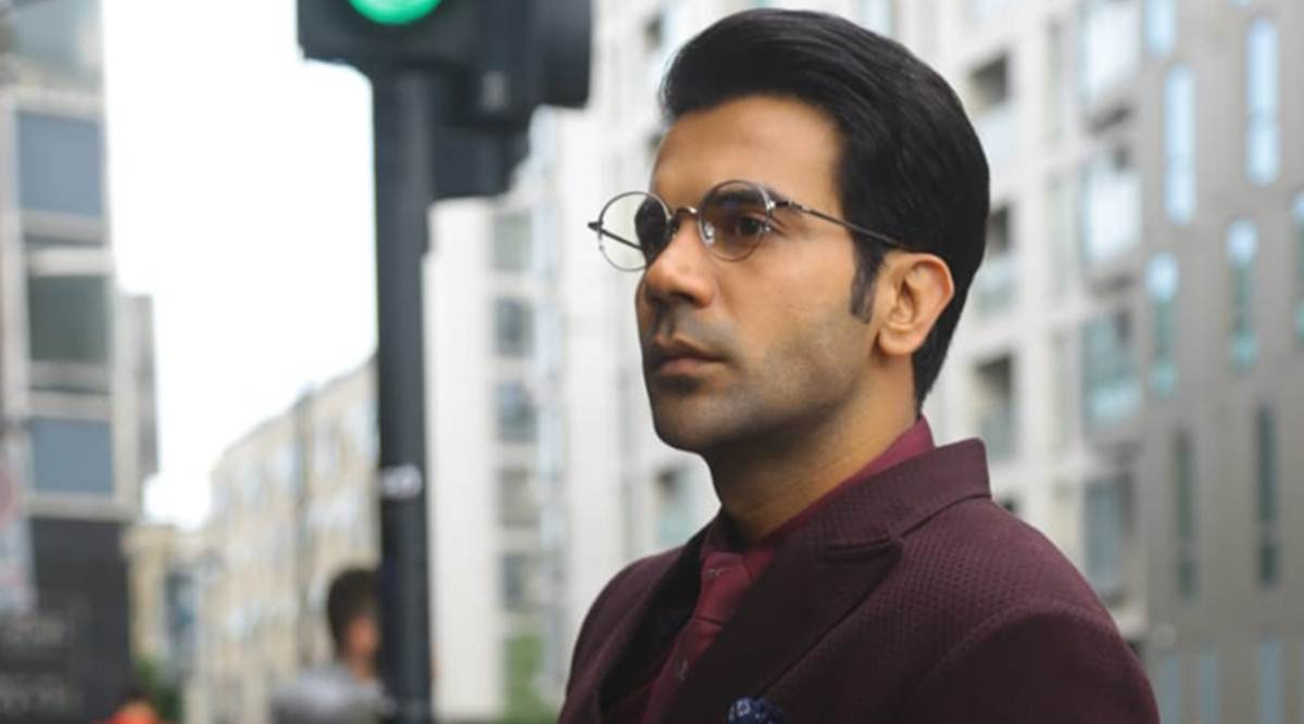 Rajkummar Rao: My look in Judgementall Hai Kya reflects the complexity of  my character | Entertainment News,The Indian Express