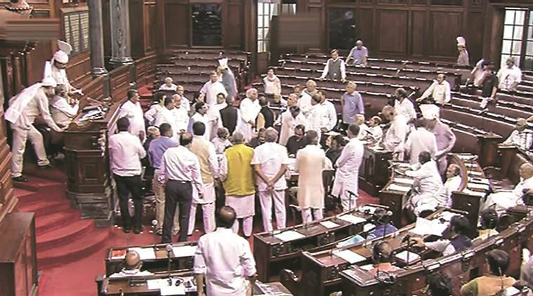 Opposition takes on govt for 'rushing through' Bills without scrutiny
