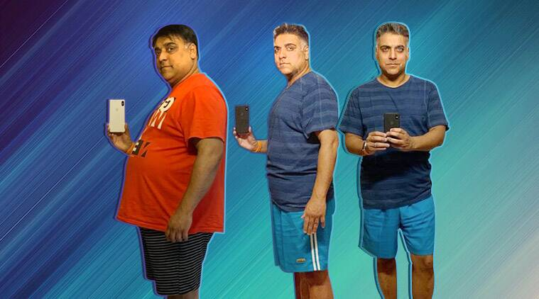 ram kapoor, ram kapoor weight loss, ram kapoor transformation, ram kapoor indian express
