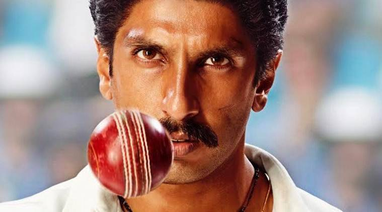 'Ranveer's look as Kapil Dev from '83'
