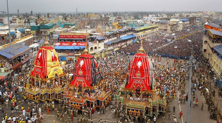 Rath Yatra: Three dead, several injured in different parts of Odisha