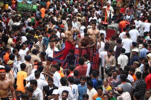 rath yatra, rath yatra pictures, gujarat rath yatra, jagannath rath yatra, annual rath yatra ahemdabad
