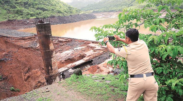 Ratnagiri, Ratnagiri Tiware dam, Tiware dam Ratnagiri, India news, Indian Express