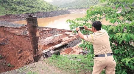 Ratnagiri, Ratnagiri Tiware dam, Tiware dam Ratnagiri, India news, Indian Express