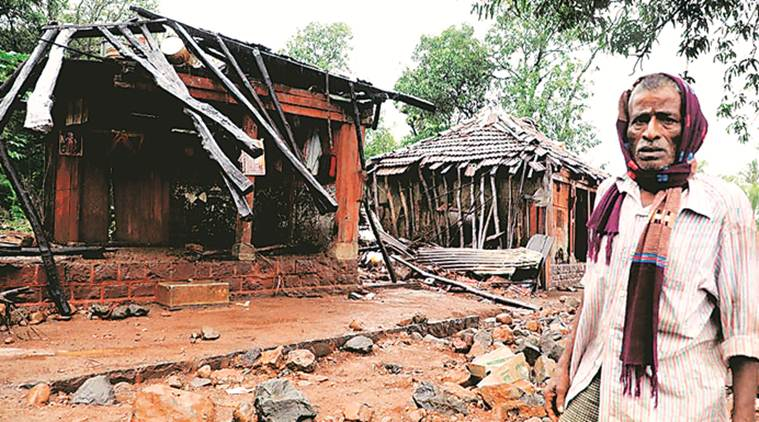 Late at night, the shout that saved family in Chiplun: Dam has breached, dam has breached