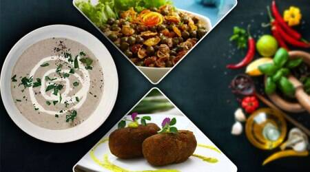 beet bora, mushroom soup, monsoon recipes, indian express, indian express news