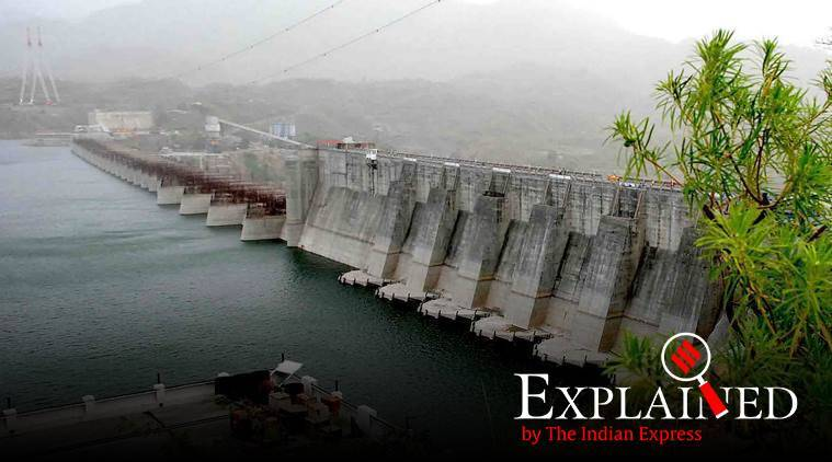Water crisis in india, india monosoon, Monsoon in India, water reservoirs in india, dam storage in india, Water shortage in india, Express Explained