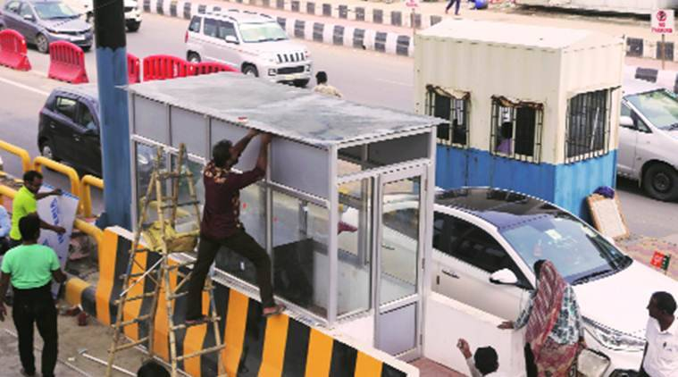 RFID project in Delhi: 35,000 vehicles slip past toll collectors daily, says South MCD