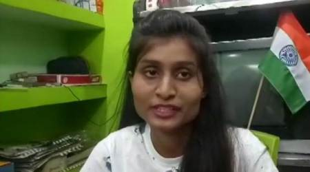 richa bharti, donate quran, jharkhand court, ranchi court, ranchi quran donate, woman donate quran, richa bharti arrest, richa bharti bail, richa bharti post, indian express news