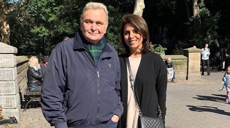 Rishi Kapoor: Cancer is in remission, but I am still under treatment