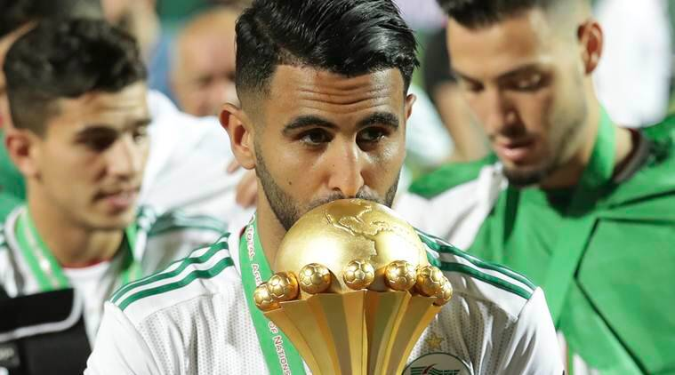 Watch: Riyad Mahrez tops the best goals list of Africa Cup of Nations 2019