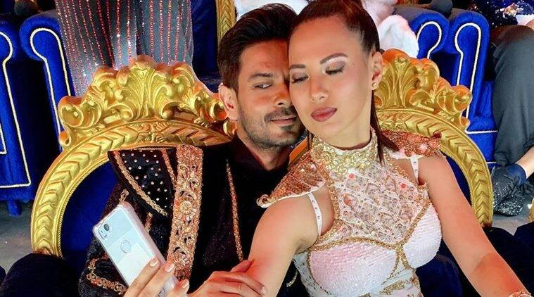 rochelle rao and keith sequeira eliminated from Nach Baliye 9