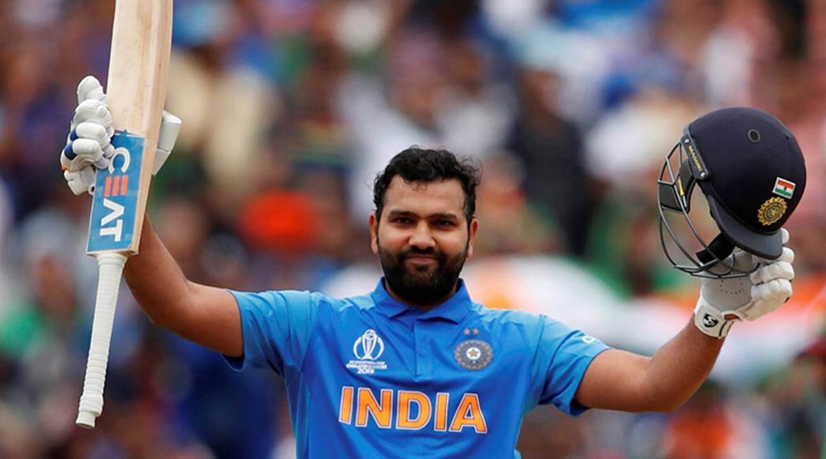 Recap: Rohit Sharma packs a punch with record five centuries in World Cup  2019 | Sports News,The Indian Express
