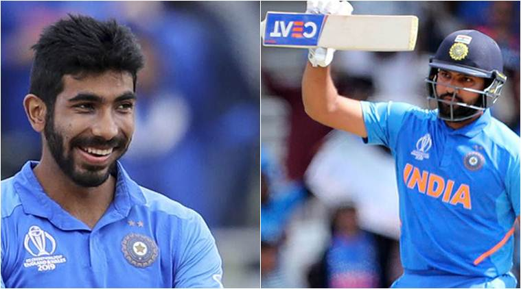 Will & Grace: How Bumrah, Rohit Sharma made their way to Indian squad, recall their friends