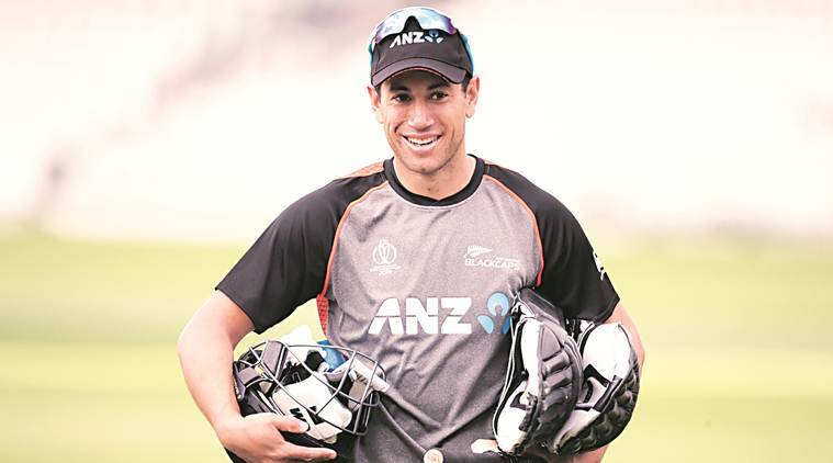 Ross Taylor, Eng Nz final, World cup final, England New Zealand, Ross Taylor new zealand, ENG NZ final, Ross Taylor world cup, Ross Taylor play world cup, Ross Taylor new zealand, new zealand world cup, icc world cup 2019, indian express news