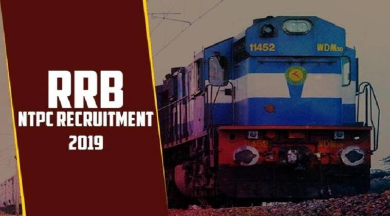 RRB NTPC 2019: admit card, exam date, center, pattern
