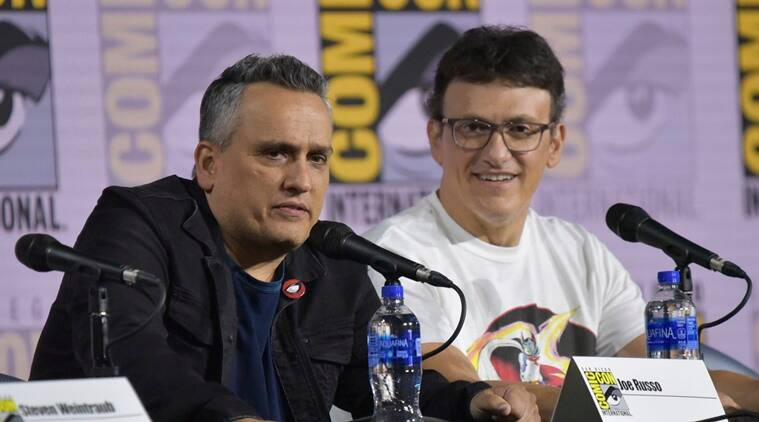 Joe Russo and Anthony Russo avengers endgame comic con 2019