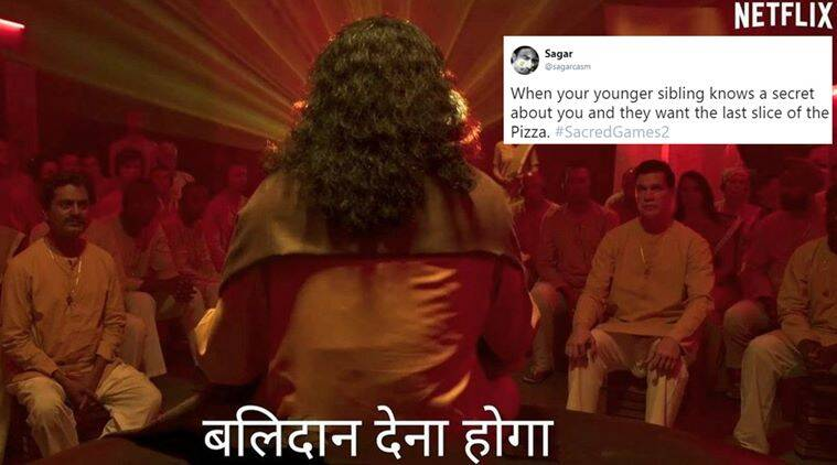 Netflix India drops Sacred Games 2 trailer and its memes are already