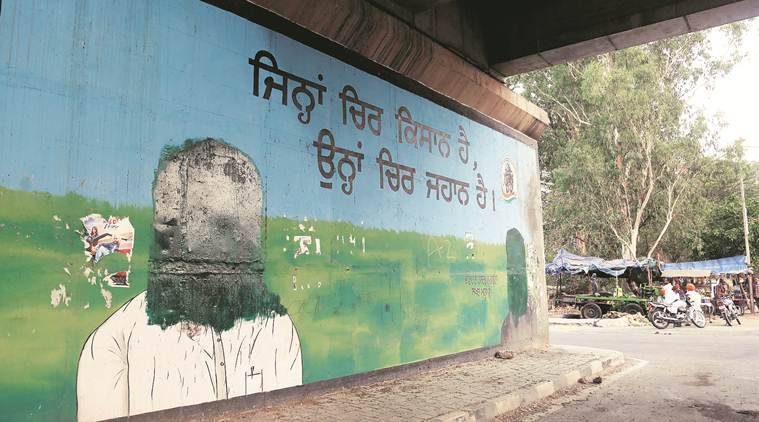 In this Sangrur town, behind peculiar eyesores: Captain's minister, his message
