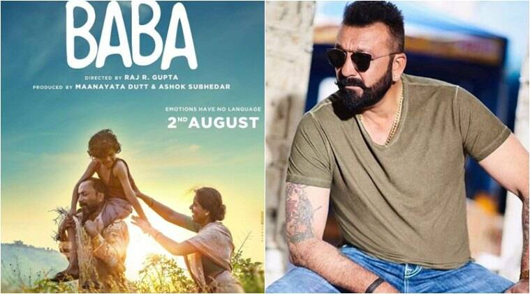 Sanjay Dutt Baba will hit screens on August 2.