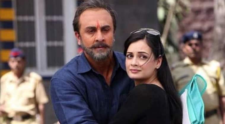ranbir kapoor and dia mirza