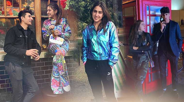 Sara Ali Khan, Sara Ali Khan fashion, Sara Ali Khan holiday, Sara Ali Khan london