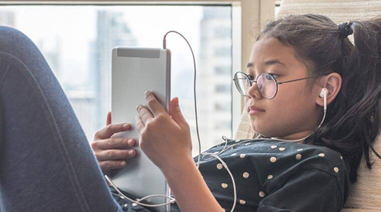 screen time, myopia