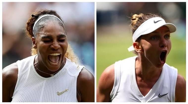 Serena Williams Loses in Straight Sets to Serena Halep in Wimbledon Final