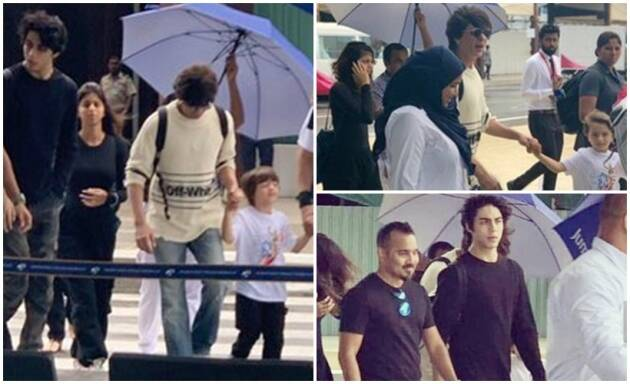Shah Rukh Khan Maldives vacation