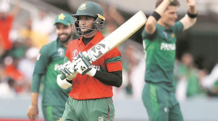 Pakistan Vs Bangladesh Shakib Al Hasan Leaves A Mark