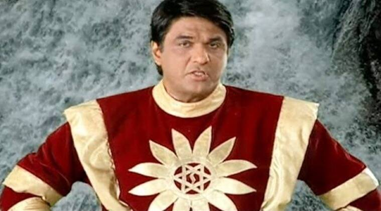 Shaktimaan cast then and now
