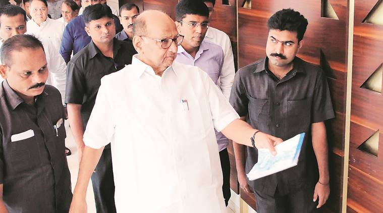 Pawar and nephew, Sena, Congress leaders booked by ED in co-op bank fraud