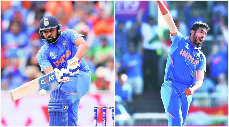 icc cricket world cup, icc world cup 2019, World Cup 2019, Rohit Sharma, Jasprit Bumrah, indian cricket team, men in blue,