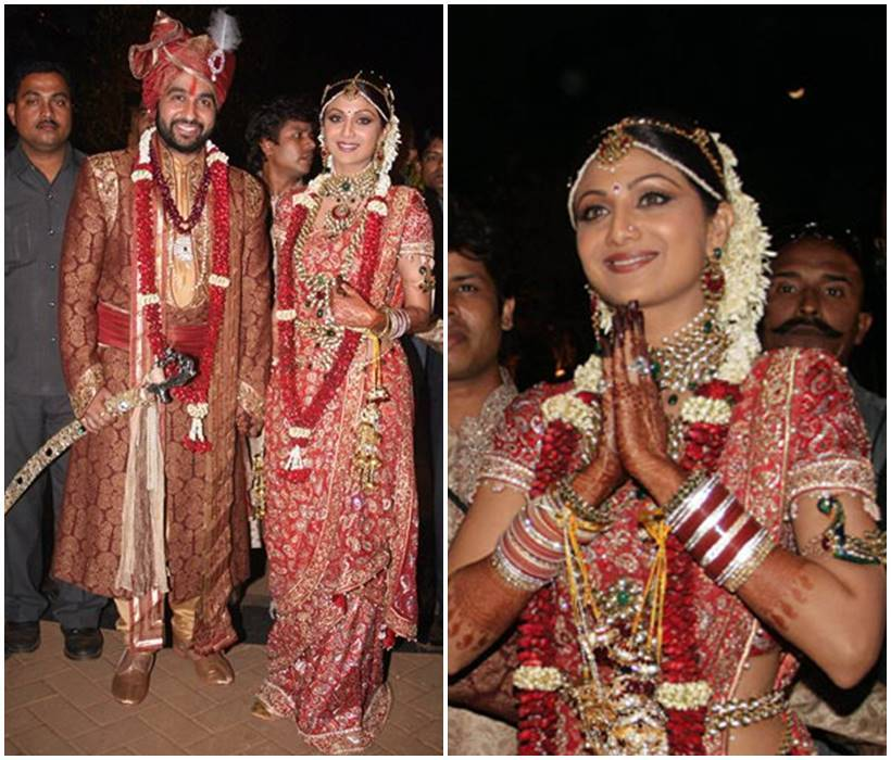 shilpa shetty, shilpa shetty wedding, raj kundra, bollywood wedding, indian express, indian express news