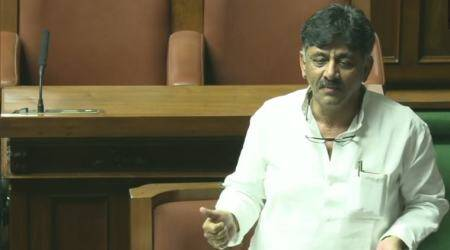 Shivakumar, d k shivakumar, d k shivakumar defamation, Yatnal defamation, bjp mla defamation, bjp mla defamation case, indian express