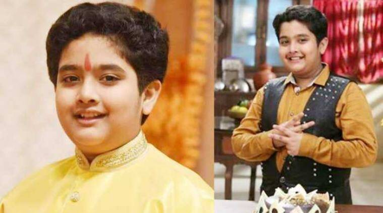 Sasural Simar Ka child actor Shivlekh Singh