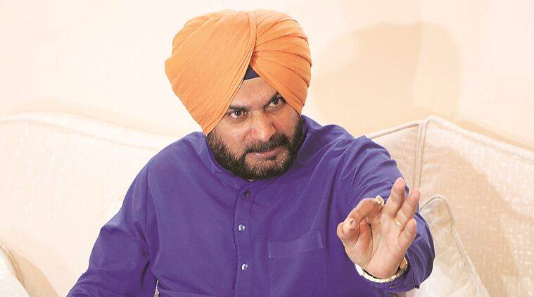 Sidhu vacates ministerial bungalow allotted to him in Chandigarh