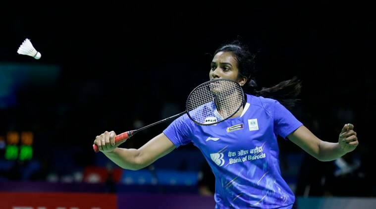 PV Sindhu, PV Sindhu, badminton, badminton Sindhu,  Thailand Open badminton tournament, Pv Sindhu India badminton player, badminton news, sports news, Indian express