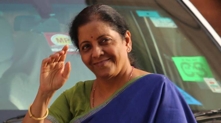 Nirmala Sitharaman, Budget, Budget 2019, Sitharaman Budget, Demonetisation, Indian Economy, Economic growth, India GDP, GDP data, Indian Express, Business News
