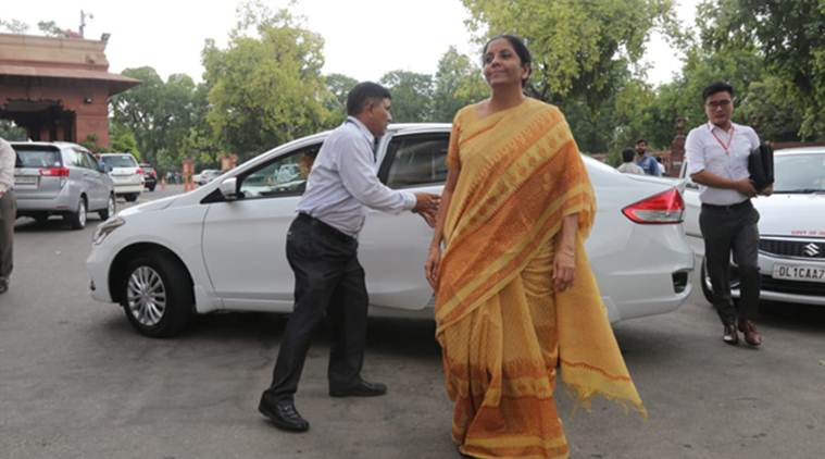 Nirmala Sitharaman quotes Tamil poem in her Budget speech