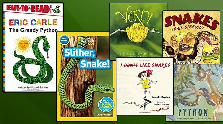 World Snake Day 2019: Eight children's books on the amazing reptile