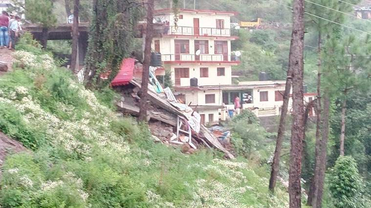 Solan building collapse: Nine years ago, 4-storey building was a 2-room structure