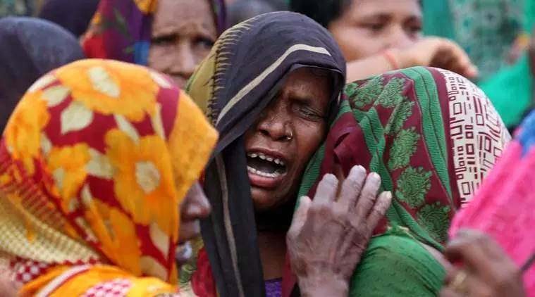 Sonbhadra killings: 'He did not like plain rice and dal, so I had cooked sabzi that day. He never returned…'
