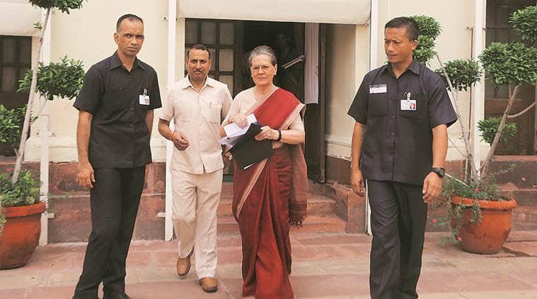 monsoon session, parliament rti bills, Sonia Gandhi, Sonia Gandhi on RTI bill, RTI act, RTI bill passed in lok sabha, RTI bill BJP, rti bill Congress, India news, Indian express